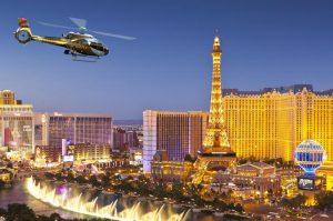 Helikopter-Rundflug Las Vegas Grand Canyon Vergleich