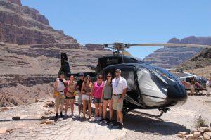 Hubschrauberflug Grand Canyon Las Vegas Gutschein