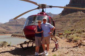 Bester Hubschrauberflug Grand Canyon