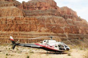 Hubschrauberflug Grand Canyon Las Vegas Deal